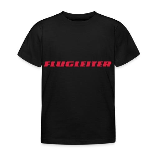 flugleiter - Kinder T-Shirt