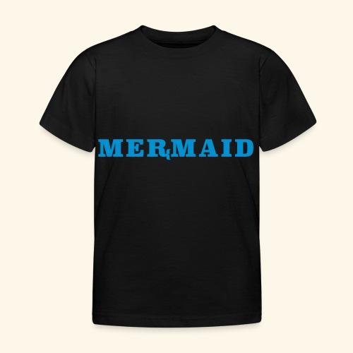 Mermaid logo - T-shirt barn