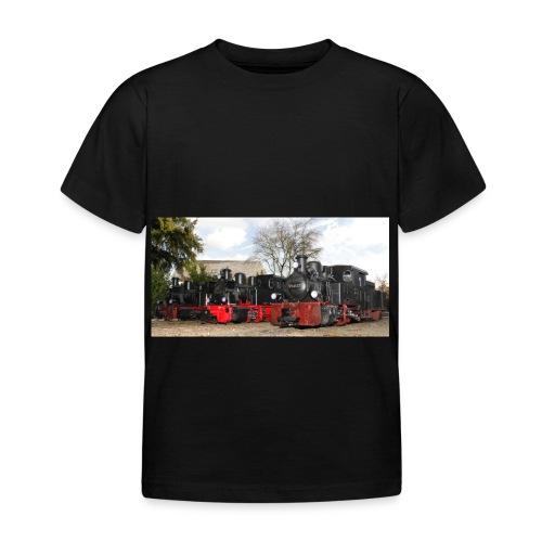Dampfloks HF110C - Kinder T-Shirt