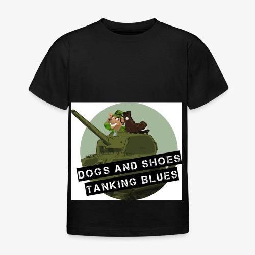 logo dogs nieuw - Kinderen T-shirt