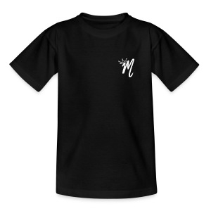 ItzManzey (BLACK TOPS AND HOODIES) - Kids' T-Shirt
