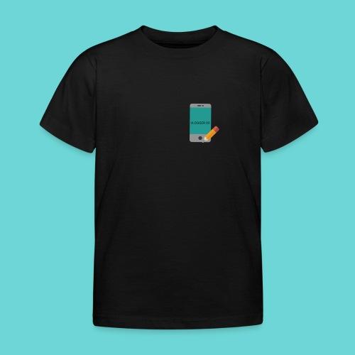 phone merch - Kids' T-Shirt