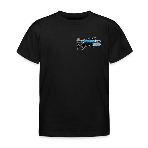 Official TAFishing Logo - Kids' T-Shirt