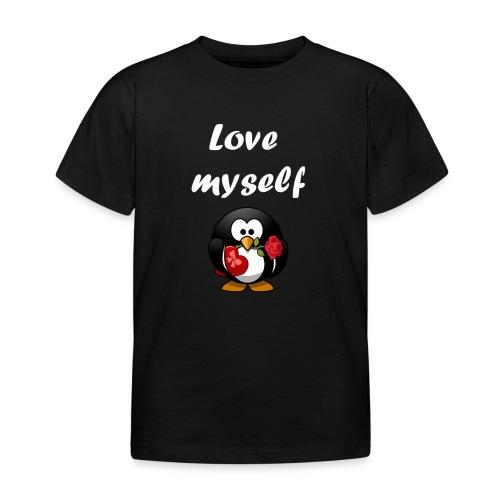 Love myself - Camiseta niño