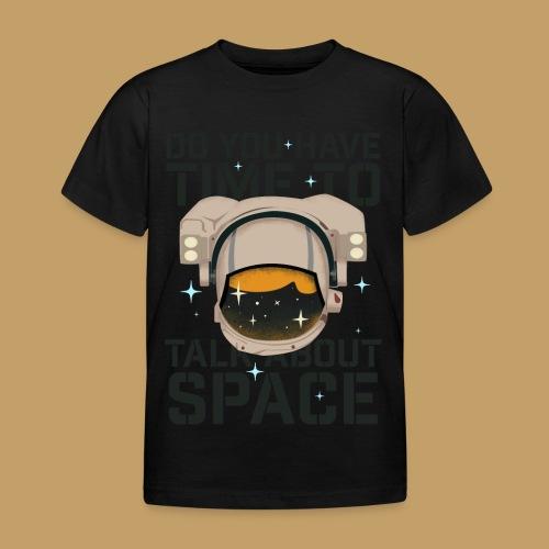 Time for Space - Koszulka dziecięca