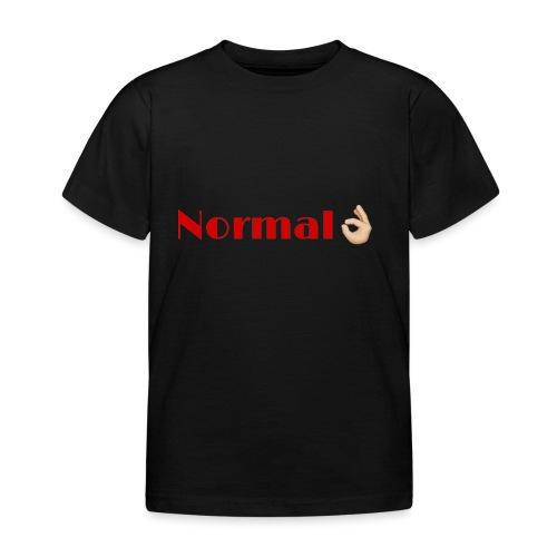Design Normal - T-shirt Enfant