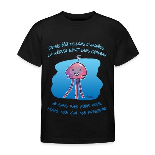 Meduse - T-shirt Enfant