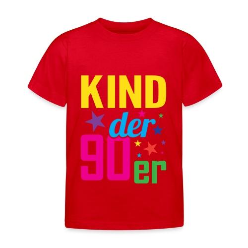Kind der 90er Jahre 90s - Kinder T-Shirt