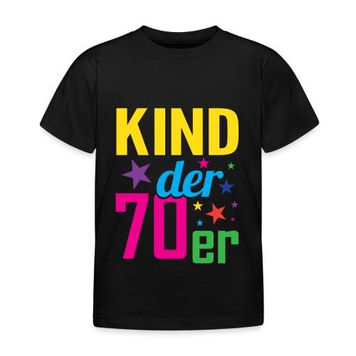 Kind der 70er - Kinder T-Shirt