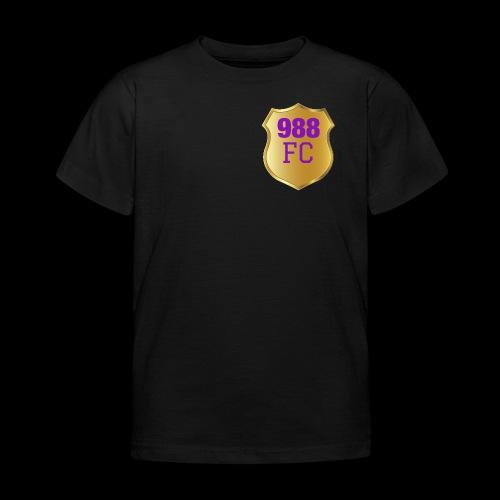 988 FC shirts - Kids' T-Shirt