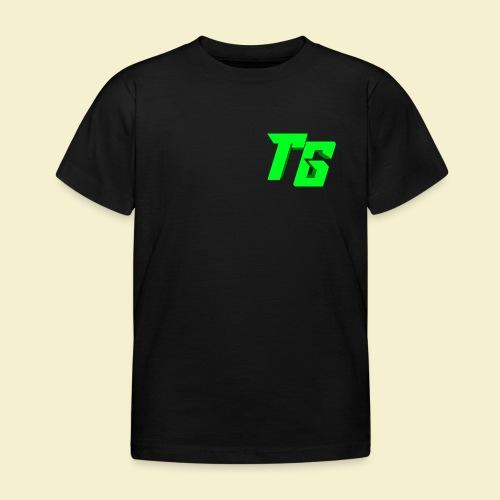 TristanGames logo merchandise - Kinderen T-shirt