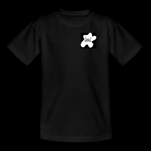 Black/white Art - Kids' T-Shirt