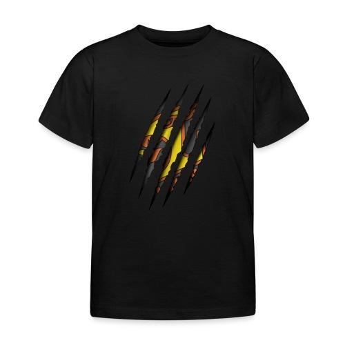 Lions Skin - Børne-T-shirt