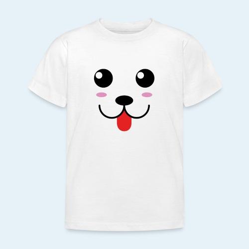 Husky perro bebé (baby husky dog) - Camiseta niño