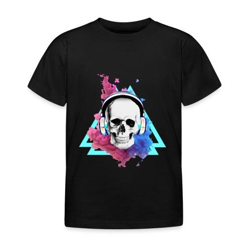 CRANEO COLORS - Camiseta niño
