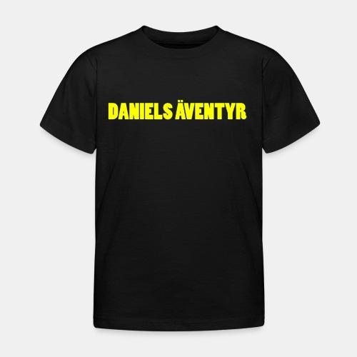 Daniels Äventyr - T-shirt barn