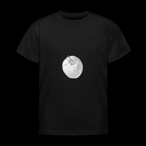 Apfel - Kinder T-Shirt