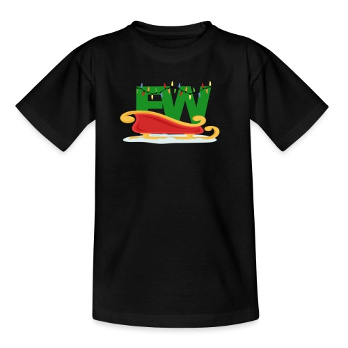 Limited adition chrismas fw merch - Kids' T-Shirt