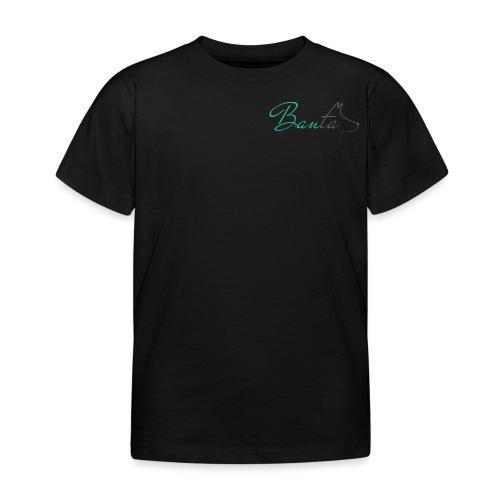 Banta Logo medium - Kids' T-Shirt