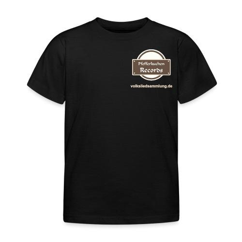 Pfefferkuchen Records Label - Volksliedsammlung - Kinder T-Shirt
