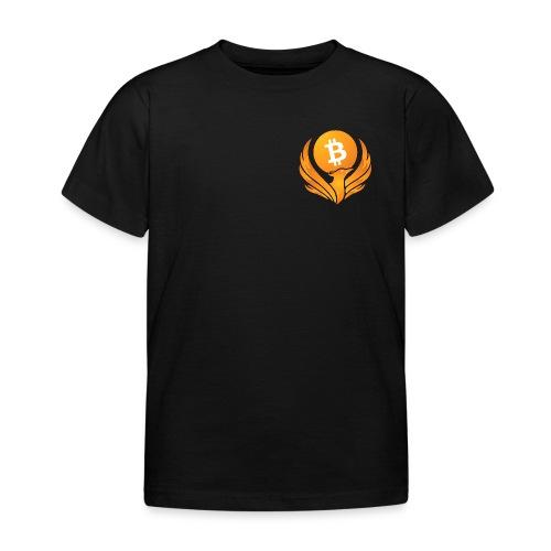 BITCOIN FENIKS - Koszulka dziecięca