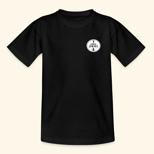 fufusailors tshirt badge - Kids' T-Shirt