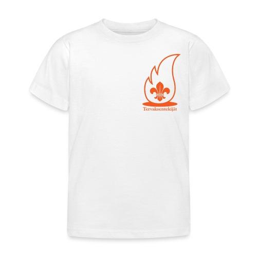 Terte oranssi 1 - Lasten t-paita