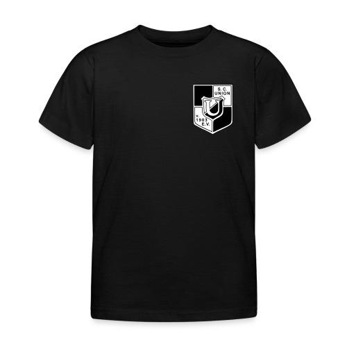 logo union03 weisshinterg - Kinder T-Shirt