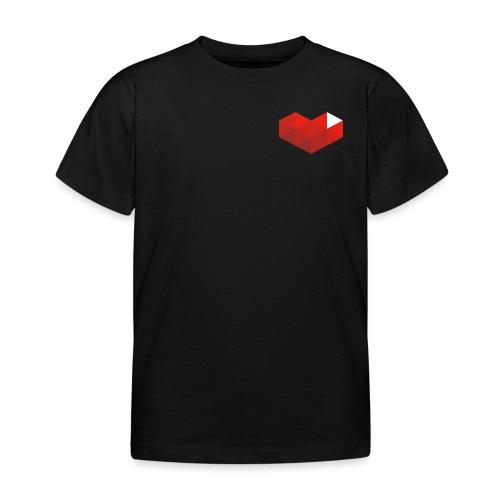 MrKinToast Heart Logo - Kids' T-Shirt