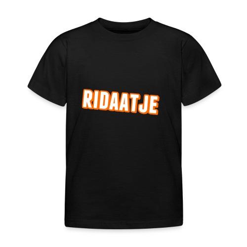 Ridaatje T-Shirt. - Kinderen T-shirt