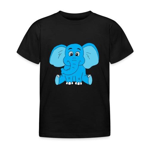 Baby Elefant - Kinder T-Shirt