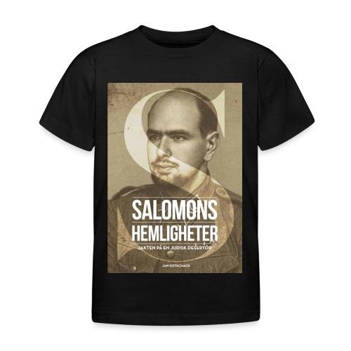 Salomons hemligheter - T-shirt barn