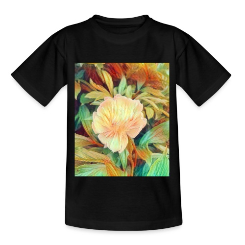 Flower - Kinder T-Shirt