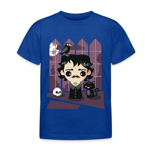 A damned Poe-t's house - Maglietta per bambini
