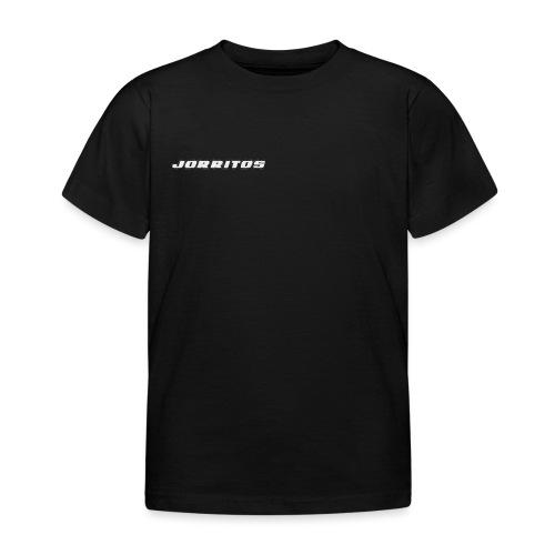 Logo Jorritos - Kinderen T-shirt