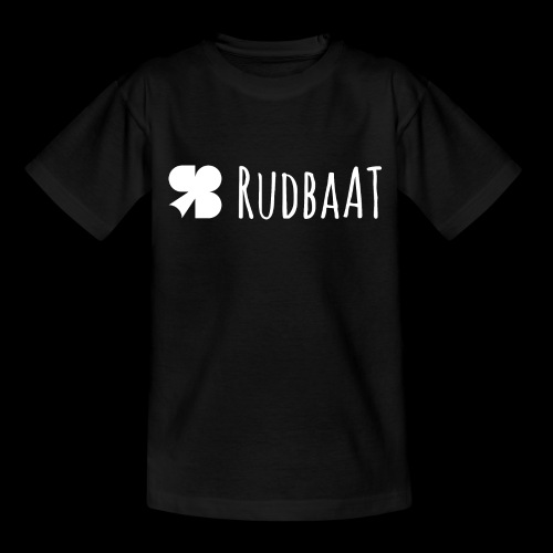 Rudbaat STL White - Kinder T-Shirt