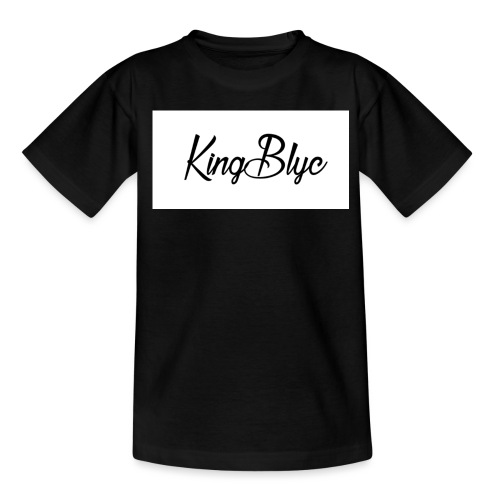 KingBlyc Logo 3 - Kids' T-Shirt
