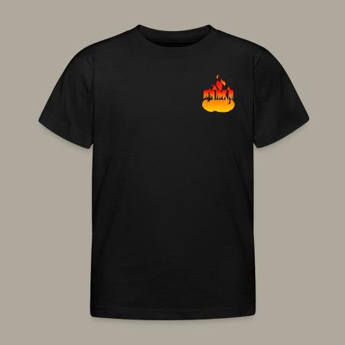 Oki Fuego - Jin - T-shirt Enfant