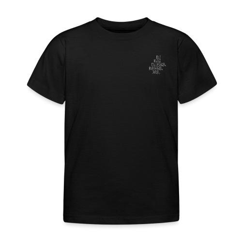 DJEMS. Puzzle - Kinderen T-shirt