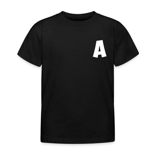 A t-shirt - Kids' T-Shirt