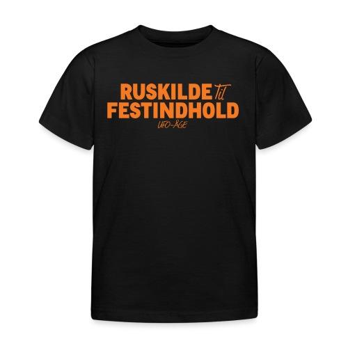 rus2 - Børne-T-shirt