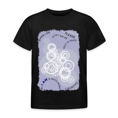 I AM MUCH MORE (donna/woman) - Maglietta per bambini