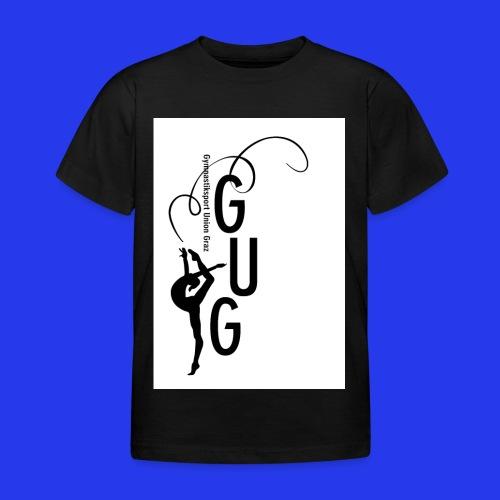 GUG logo - Kinder T-Shirt