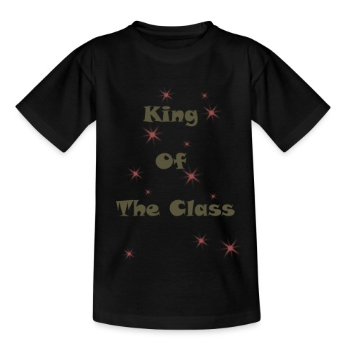 king of the class - T-shirt Enfant