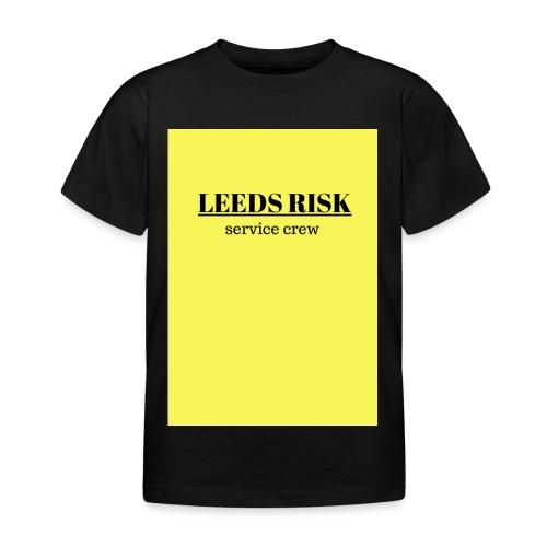 leeds risk - Kids' T-Shirt