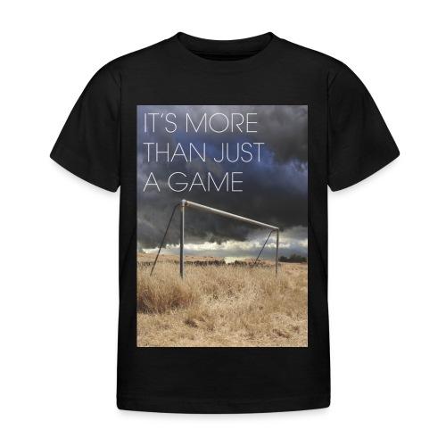 more - Kids' T-Shirt