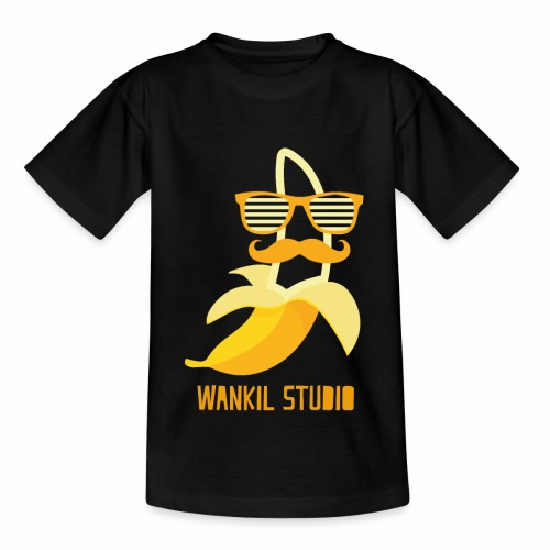 Hipster Banana - T-shirt Enfant