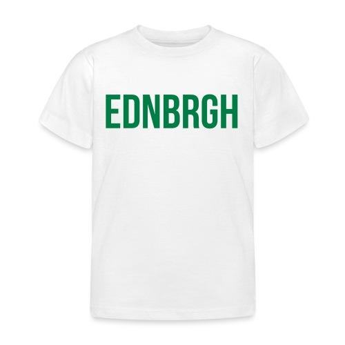 EDNBRGH - Kids' T-Shirt