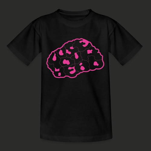 Use Your Head (Pink) Mens T-shirt - Kids' T-Shirt