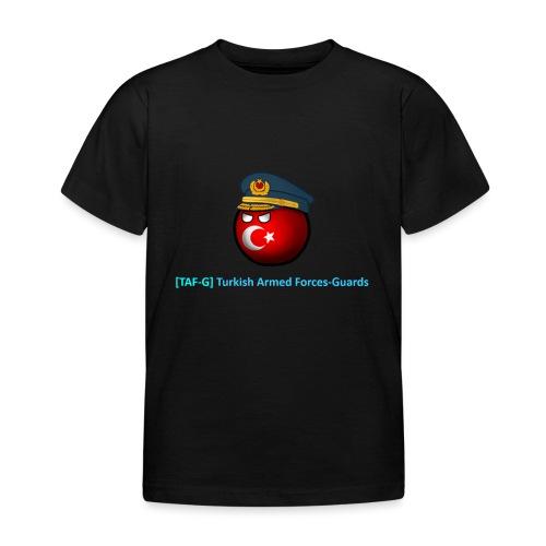 World of tanks - TAF-G clan gear! - Kids' T-Shirt